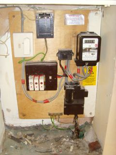 christhebuilder com old fuse box shower unit